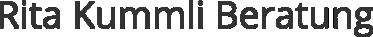Rita Kummli Beratung Logo